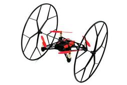 Parrot Mini drones Rolling Spider Red Bluetooth Control for
