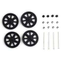 For Parrot AR Drone 2.0 Spare Parts Pinion Gear Gears Shaft