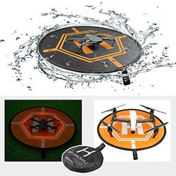 RCstyle Drone Landing Pad Protective Fast-fold Apron For DJI