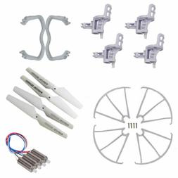 Quadcopter Crash Pack Spare Parts Kit Replacement For Syma X