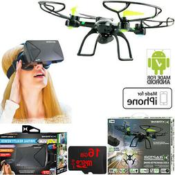 Xtreme Raptor Ready-To-Fly 2.4Ghz 6 Axis Gyro Aerial Quadcop
