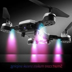 RC Drone 60Minutes Long Flight Time 120° Wide Angle WIFI FP