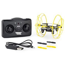 Air Hogs RC Hyper Stunt Drone Micro Drone Yellow Remote Cont
