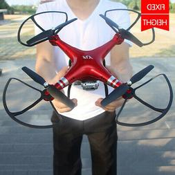 BIG RC Remote Control Drone Quadcopter with Video Camera | S