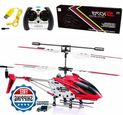 Remote Control Helicopter Army Drone Rc For Kids Mini Indoor
