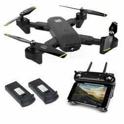 Cooligg Quadcopter Drone With HD Camera Selfie 2MP 720P  WiF
