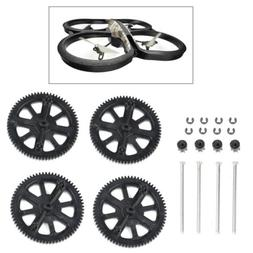 Spare Parts Pinion Gear Gears &Shaft Replacement Set Kit For