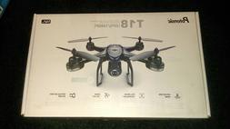 Potensic T18 GPS/1080P RC Drone with Camera Live Video and R