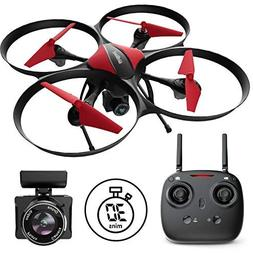 Force1 Drone for Beginners Altitude Hold 15-min Flight Time