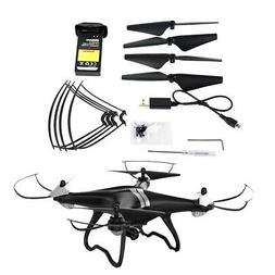 U88 2.4GHz RC Drone Quadcopter RTF with 720P Camera for Teen