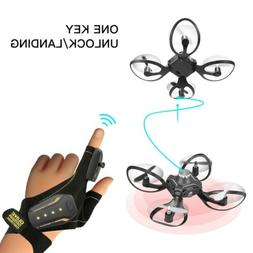 US Folding Remote Control Aircraft Gesture Controlling 2.4G