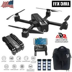 JJRC X11 5G WIFI FPV GPS Drone With 2K HD Camera Brushless R