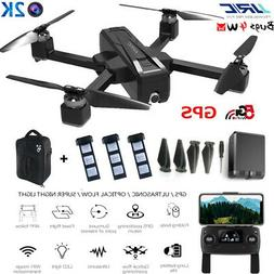 JJRC X11 GPS Drone With 5G WIFI FPV 2K HD Camera Brushless R