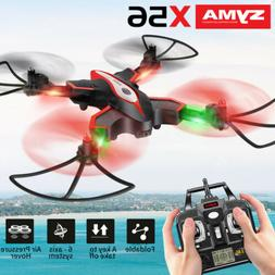 SYMA X56 FOLDING RC DRONE WITH HOVER RC QUADCOPTER HEADLESS