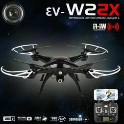 Syma X5SW-V3 Wifi FPV 2.4G RC Quadcopter Drone with HD Camer