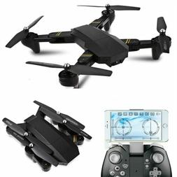 XS809 Wifi Camera 2.4G RC Quadcopter Drone Foldable Remote C