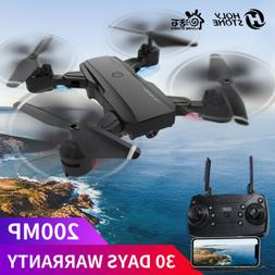 Holy Stone YC006 RC Drone Foldable with Camera HD WIFI FPV R