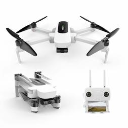 Hubsan Zino H117S Drone Ultra HD 4K Quadcopter with 3-Axis G